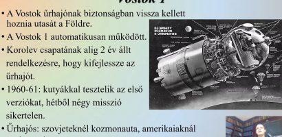 Az űrkutatás története I./3.: Az emberes űrkutatás kezdete