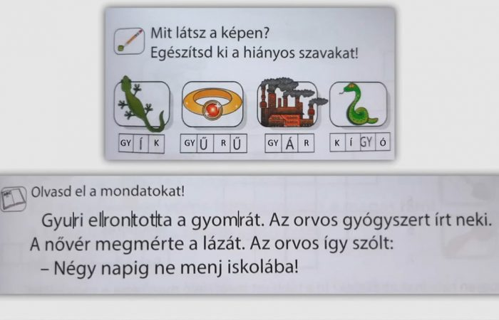 gy betű