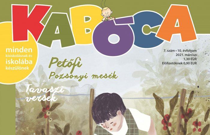A Kabóca márciusi számából