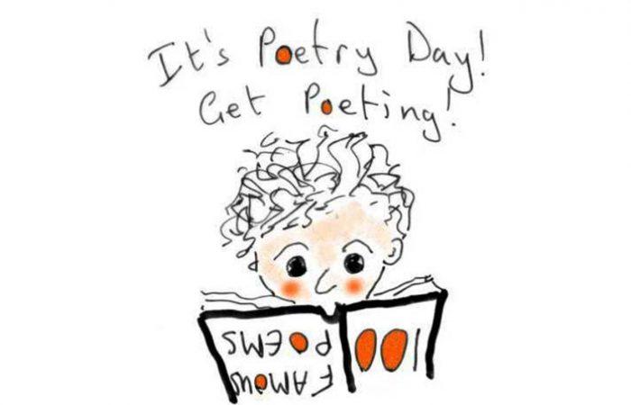 A költészet világnapjára (kicsiknek és nagyoknak)