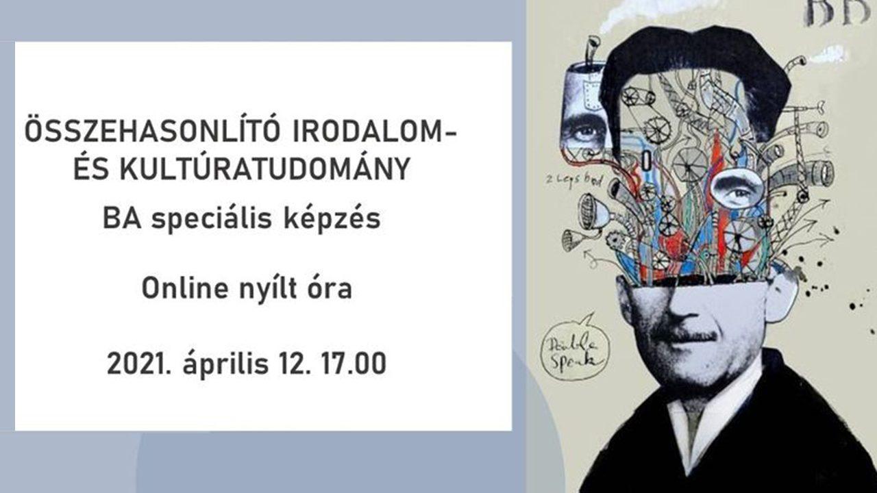 Online nyílt órák a Szegedi Tudományegyetem szervezésében