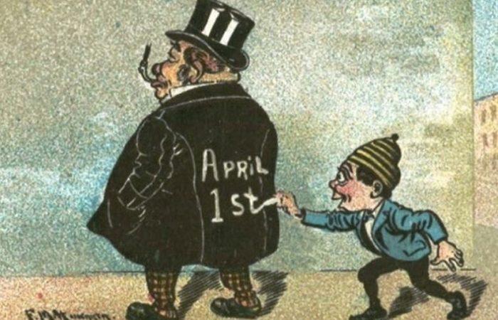 Kosztolányi Dezső: Április bolondja