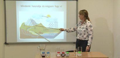Távtanítás – Környezetismeret – A víz előfordulása a természetben