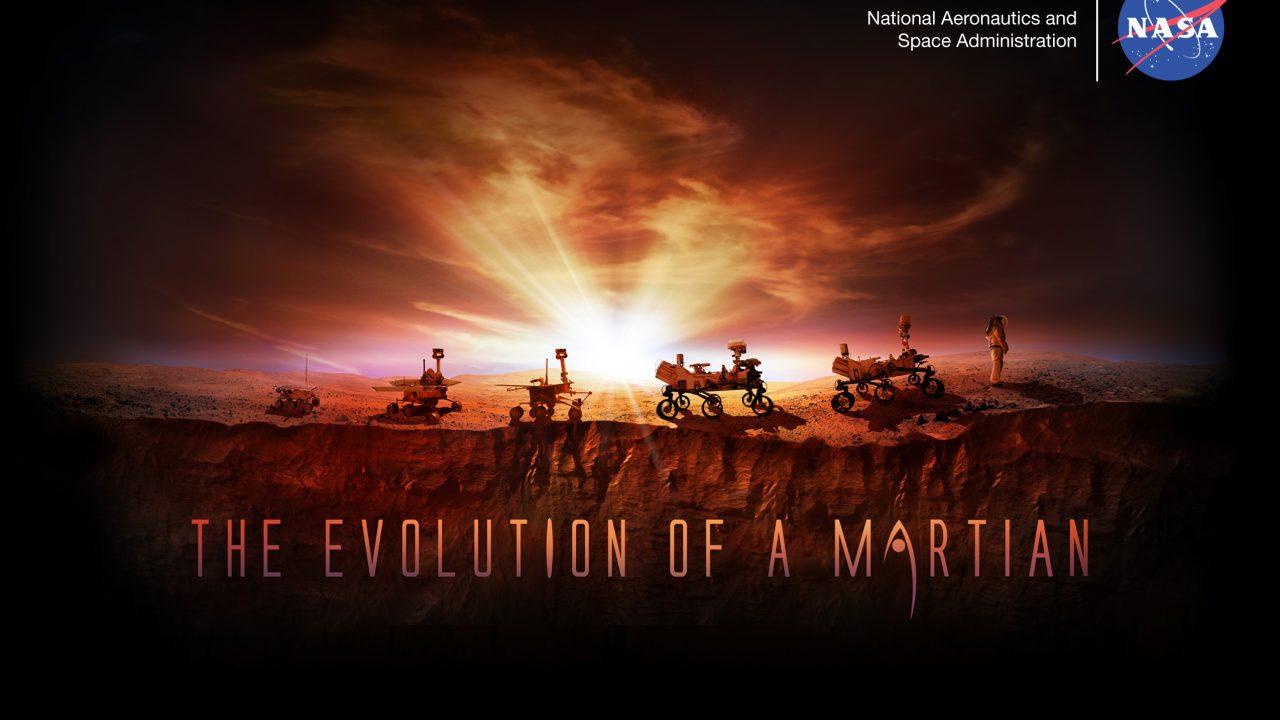 evolution-of-a-martian Űrkutatás