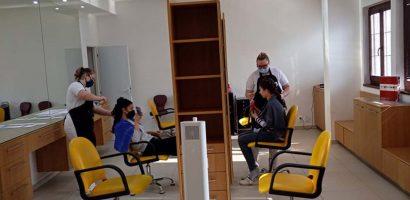 A gútai fodrásztanulók sikerei az idei Szakma Sztáron