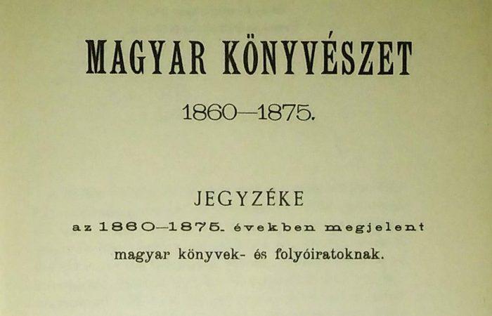 Petrik Géza, a magyar bibliográfia klasszikusa