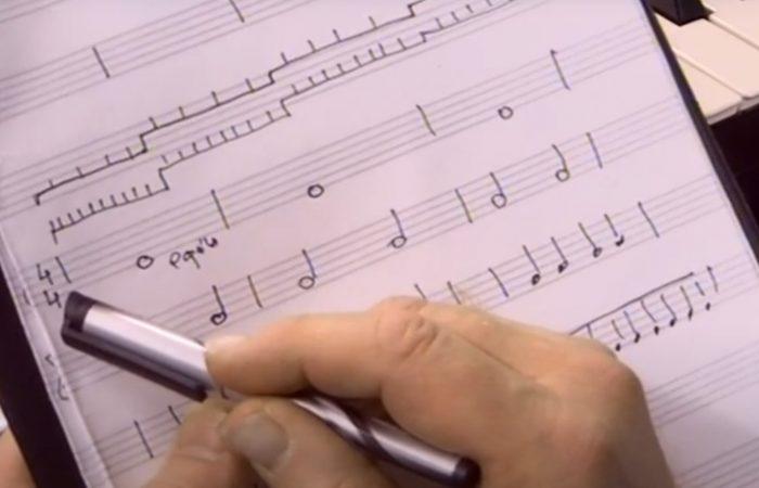 Zeneelmélet – Ütem
