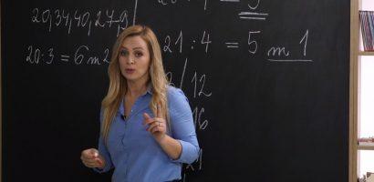 Matematika 6. o. – Az osztó