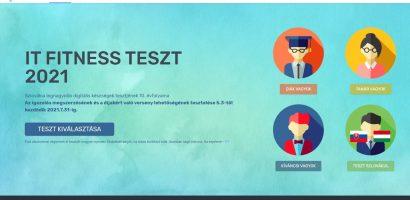 IT Fitness Teszt 2021 – Webinárium