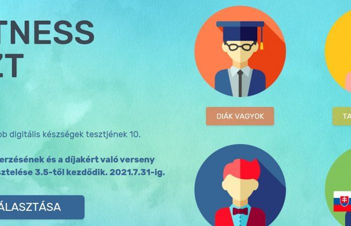 IT-teszt diákoknak és tanároknak – először magyarul