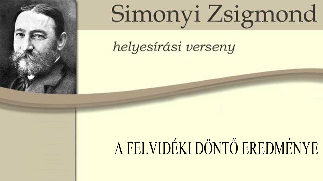 XXIV. Simonyi Zsigmond Kárpát-medencei