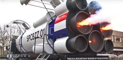 SpaceBuzz – Legyél Te is űrhajós!