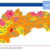 Járványtérkép: még több sárga és narancs a palettán