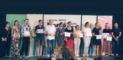 Az év gyerekkönyve díjazottai