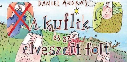 Az Év Gyerekkönyv Írója (6 év alatti kategória): Dániel András