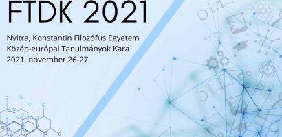 Jön a XVI. Felvidéki Tudományos Diákköri Konferencia!