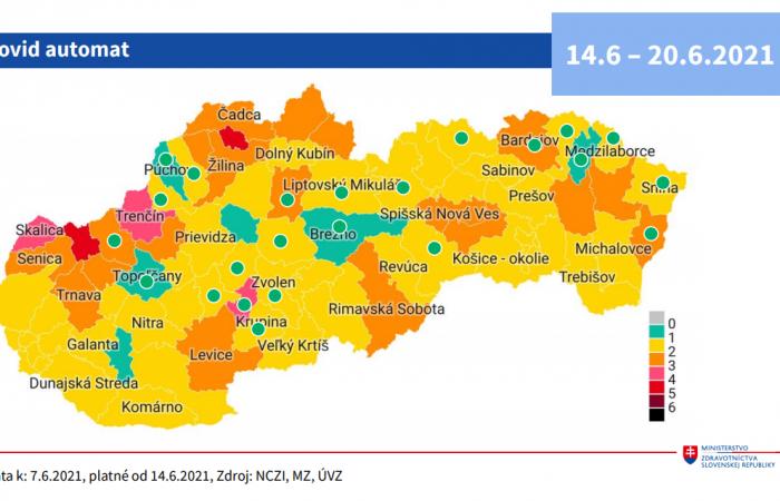 Ennél sárgább aligha lehetne a járványtérkép, várjuk a zöldet