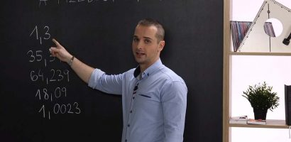 Matematika 6. o. – A tizedestört-alak
