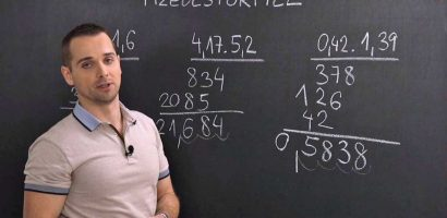 Matematika 6. o. – Tizedestört szorzása tizedestörttel