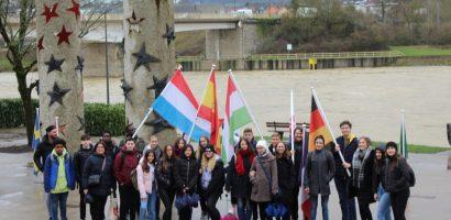 Sikeres Erasmus+ projekt a komáromi Marianum Egyházi Iskolaközpontban