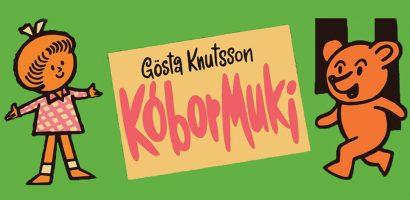 Olvastad már? • Gösta Knutsson: Kóbor Muki