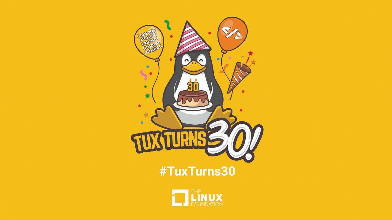 30 éves lett a Linux