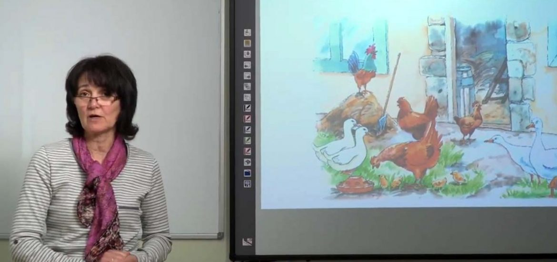 Távoktatás – Kányádi Sándor: Róka mondóka