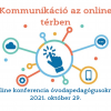 Online konferencia óvodapedagógusoknak