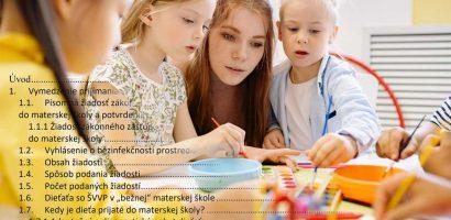 Kézikönyv a gyermekek óvodai neveléséhez